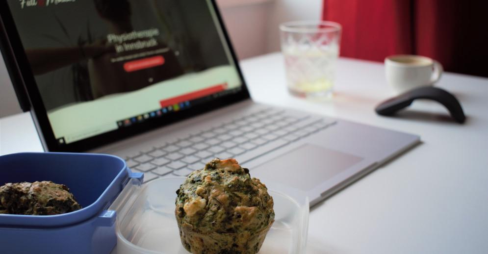 ernährung und arbeitsalltag